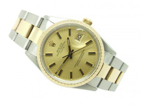 1981 Vintage Rolex Perpetual Date