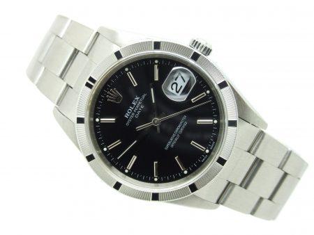 2000 Vintage Rolex Perpetual Date