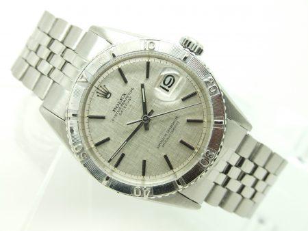 1971 Rolex Datejust Turn O Graph