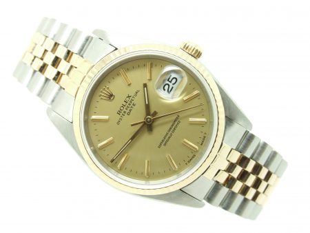 1991 Vintage Rolex Perpetual Date