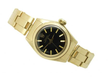1978 18ct Gold Ladies Rolex