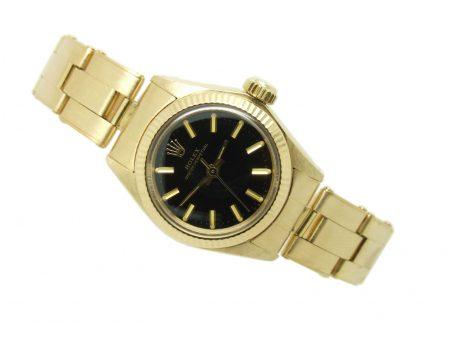 1978 18ct Gold Ladies Rolex