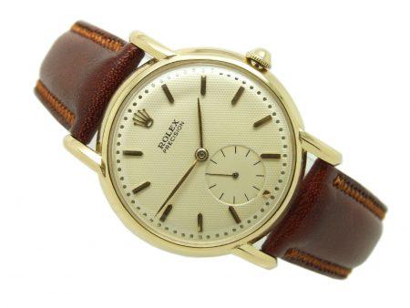 1950's Rolex Precision