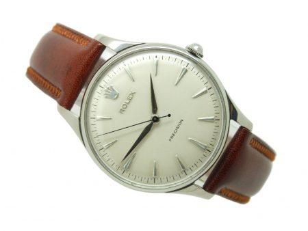 1957 Rolex Precision