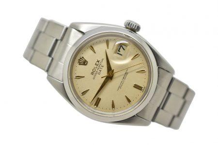 1961 Rolex Date