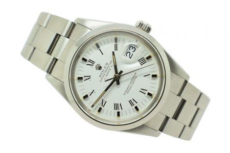 1981 Rolex Perpetual Date
