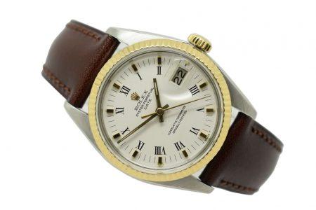 1980 Rolex Perpetual Date